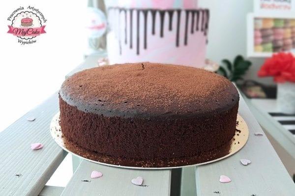 MajCake - ciasto czekoladowe bezglutenowe brownie