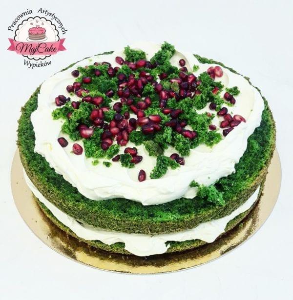 MajCake - ciasto szpinakowe
