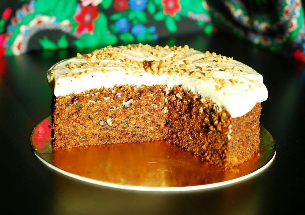 Ciasto Marchewkowe Z Kremem Mascarpone Sklep Majcake