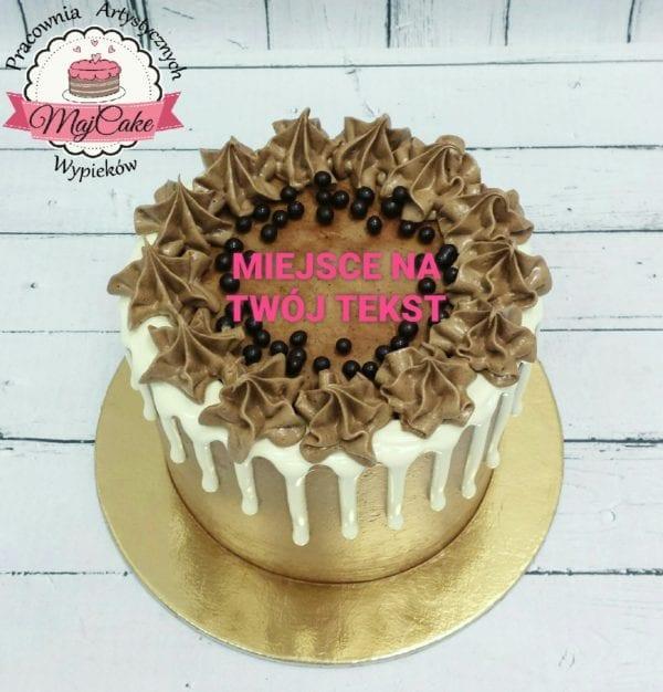 MajCake - tort czekoladowy