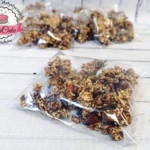 MajCake- granola