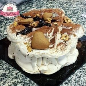 MajCake - tort bezowy