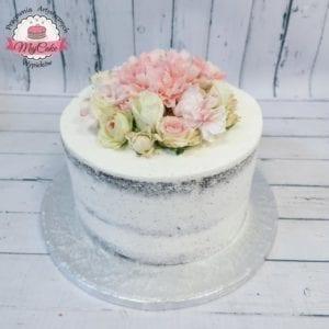 Sklep MajCake - Tort z kwiatami
